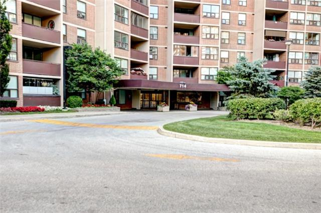 Condo Apartment at 714 The West Mall Rd, Unit 601, Toronto, Ontario. Image 12