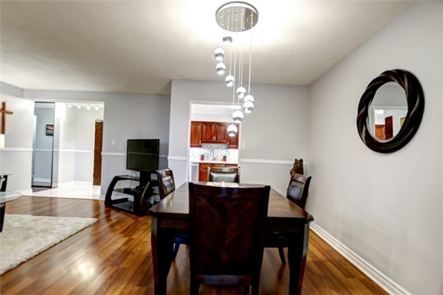 Condo Apartment at 714 The West Mall Rd, Unit 601, Toronto, Ontario. Image 4