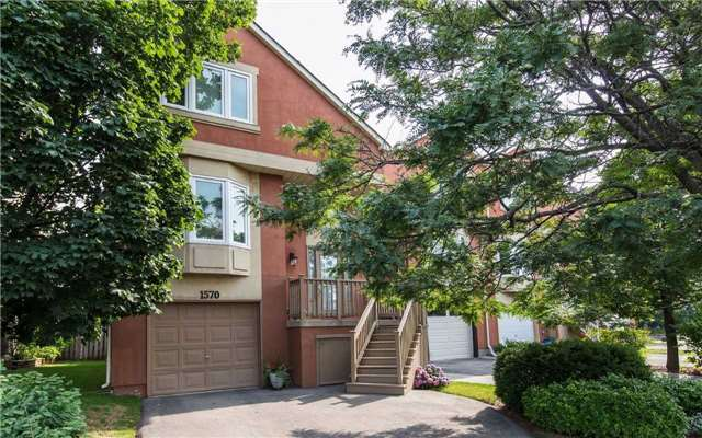 Townhouse at 1570 Litchfield Rd, Oakville, Ontario. Image 1