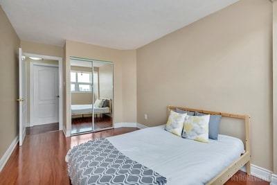 Condo Apartment at 8 Lisa St, Brampton, Ontario. Image 7