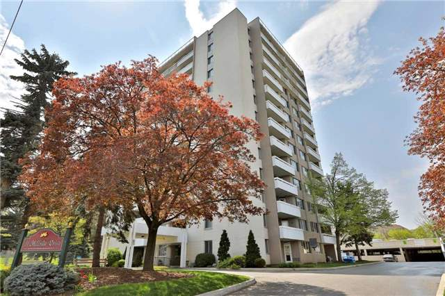 Condo Apartment at 81 Millside Dr, Unit 203, Milton, Ontario. Image 1