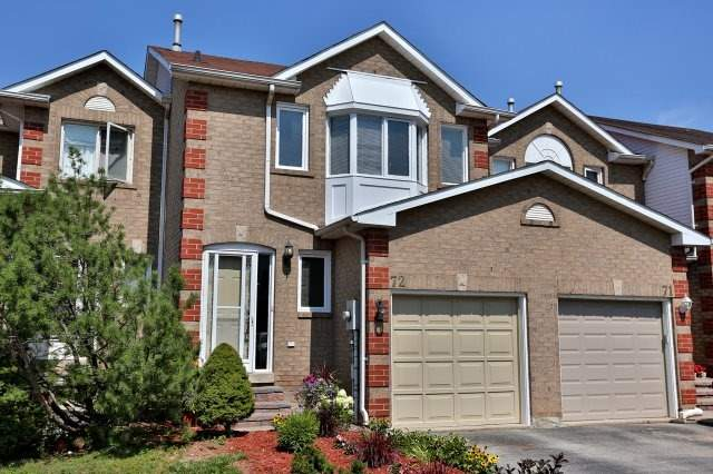 Condo Townhouse at 2350 Grand Ravine Dr, Unit 72, Oakville, Ontario. Image 1