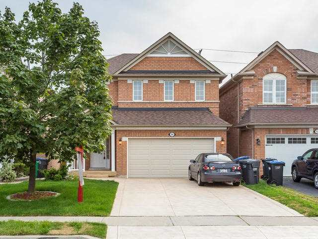 Detached at 54 Kanashiro St, Brampton, Ontario. Image 1