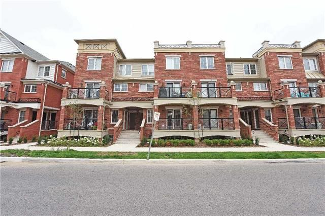 Condo Townhouse at 2476 Post Rd, Unit 8, Oakville, Ontario. Image 1