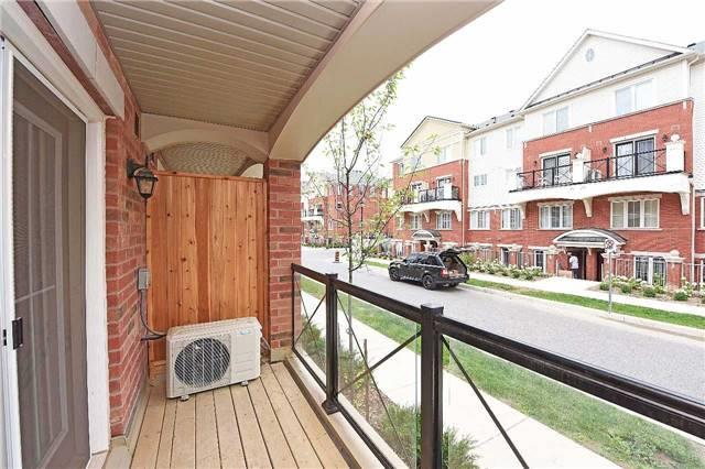 Condo Townhouse at 2476 Post Rd, Unit 8, Oakville, Ontario. Image 13