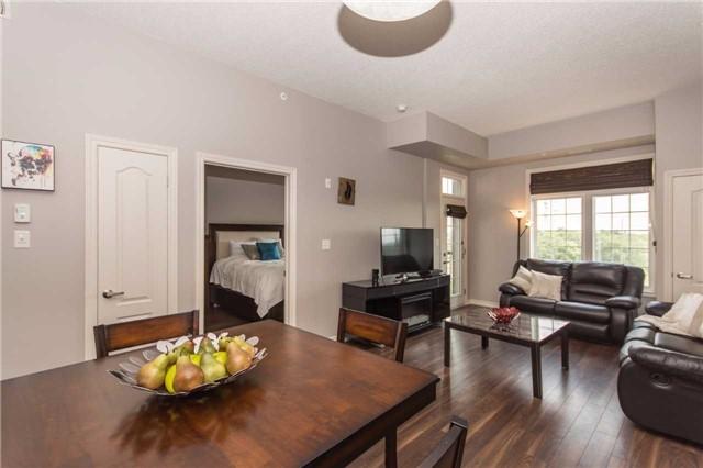 Condo Apartment at 1470 Main St E, Unit 413, Milton, Ontario. Image 4