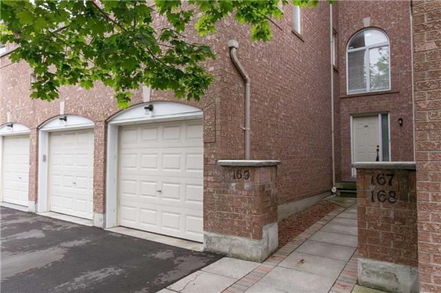 Condo Townhouse at 99 Bristol Rd E, Unit 169, Mississauga, Ontario. Image 1
