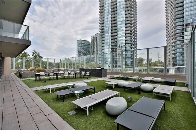 Condo Apartment at 36 Park Lawn Rd, Unit 1403, Toronto, Ontario. Image 11