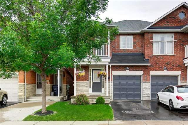 Semi-detached at 40 San Gabriele Pl, Toronto, Ontario. Image 1