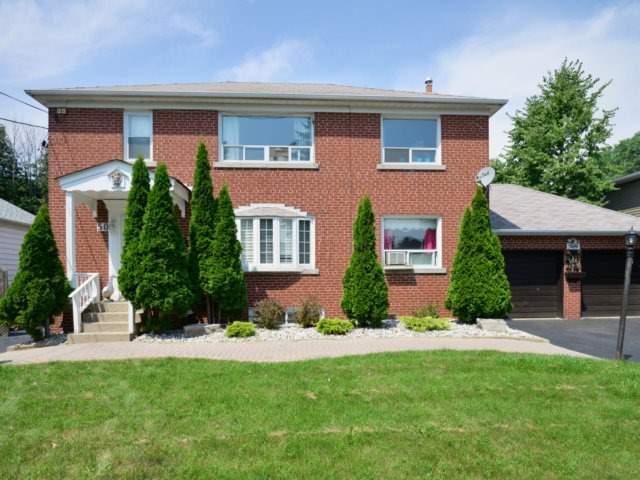 Duplex at 50 Minnewawa Rd, Mississauga, Ontario. Image 1