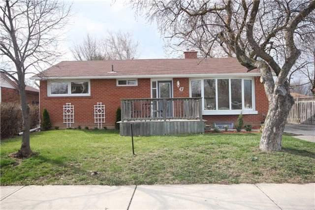 Detached at 47 Heslop Rd, Milton, Ontario. Image 1