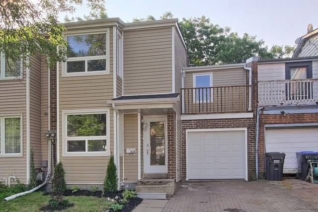 Townhouse at 1478 Andros Blvd, Mississauga, Ontario. Image 1