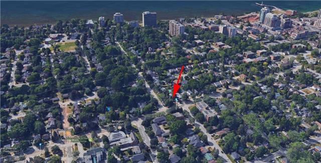 Vacant Land at 2196 New St, Burlington, Ontario. Image 4