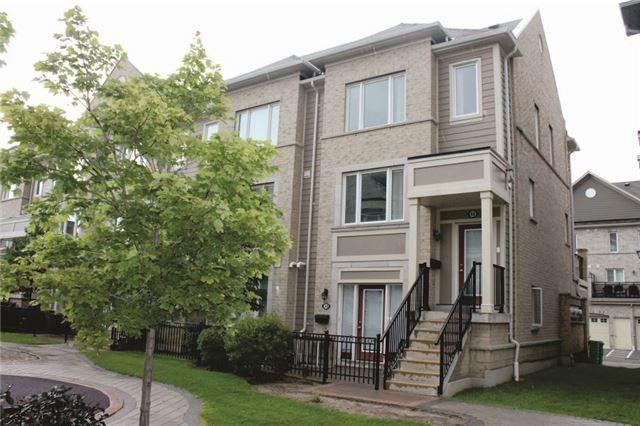 Condo Townhouse at 5650 Winston Churchill Blvd, Unit 48, Mississauga, Ontario. Image 1