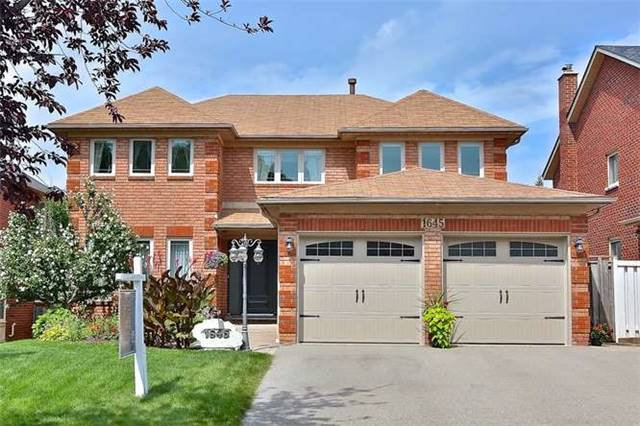 Detached at 1645 Hollywell Ave, Mississauga, Ontario. Image 1