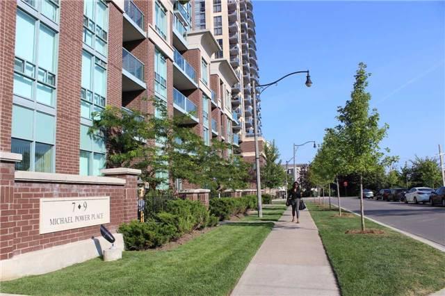 Condo Apartment at 9 Michael Power Pl, Unit 1102, Toronto, Ontario. Image 12