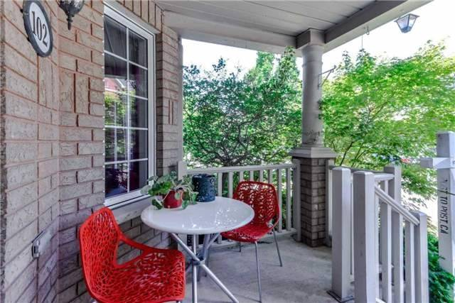 Semi-detached at 102 Roxton Rd, Oakville, Ontario. Image 14