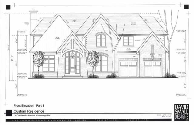 Detached at 1247 Whiteoaks Ave, Mississauga, Ontario. Image 11