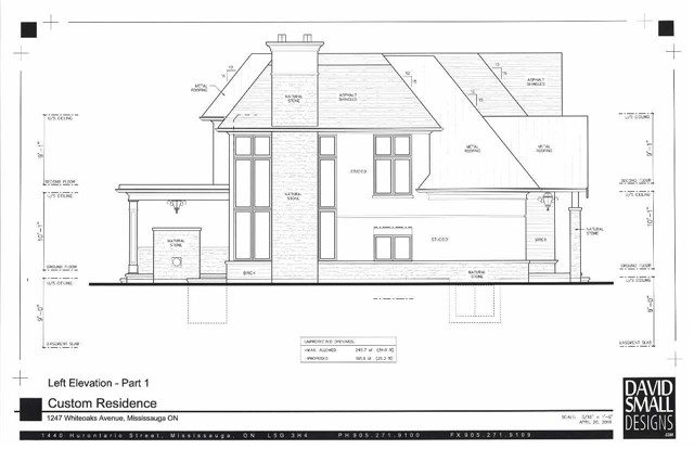Detached at 1247 Whiteoaks Ave, Mississauga, Ontario. Image 13
