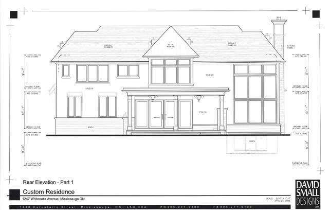 Detached at 1247 Whiteoaks Ave, Mississauga, Ontario. Image 14