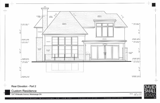 Detached at 1247 Whiteoaks Ave, Mississauga, Ontario. Image 7