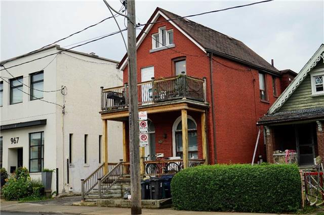 Detached at 963 Ossington Ave, Toronto, Ontario. Image 2