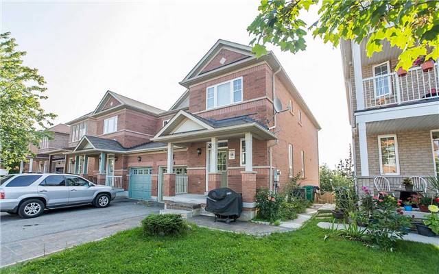 Semi-detached at 79 Ashdale Rd, Brampton, Ontario. Image 1