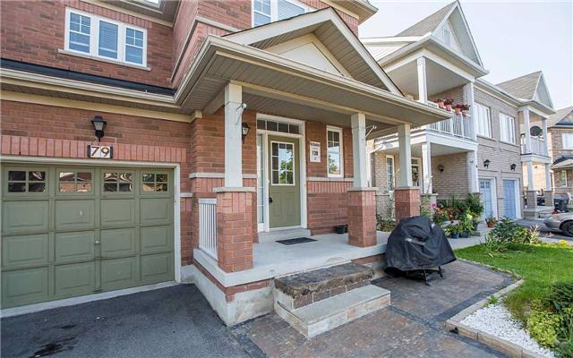 Semi-detached at 79 Ashdale Rd, Brampton, Ontario. Image 12
