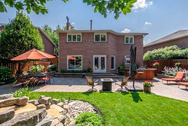 Detached at 1256 Old Colony Rd, Oakville, Ontario. Image 14