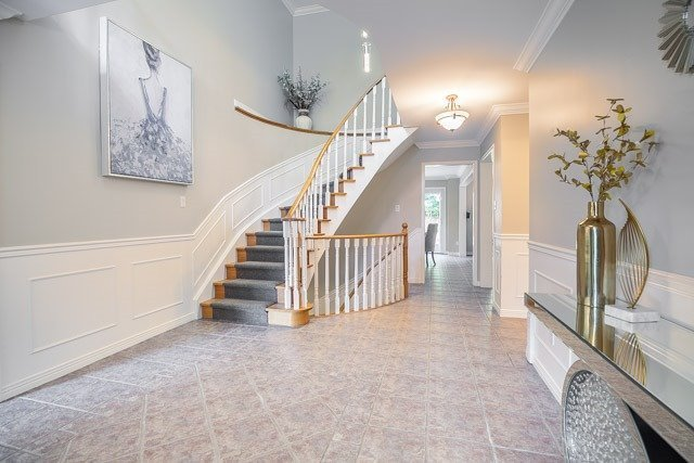 Detached at 1256 Old Colony Rd, Oakville, Ontario. Image 17