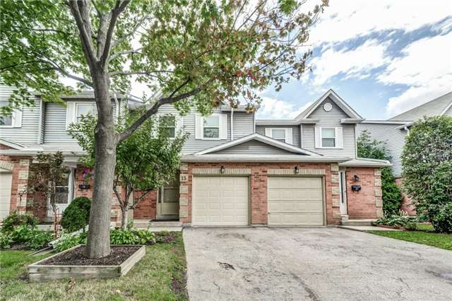 Condo Townhouse at 1176 Kelsey Crt, Unit 15, Oakville, Ontario. Image 1