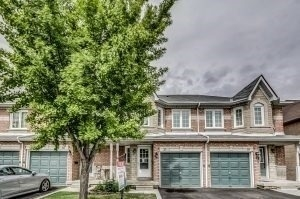 Condo Townhouse at 455 Apache Crt, Unit #37, Mississauga, Ontario. Image 1
