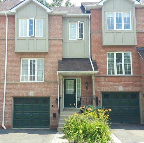 Condo Townhouse at 2398 Britannia Rd W, Unit 5, Mississauga, Ontario. Image 1
