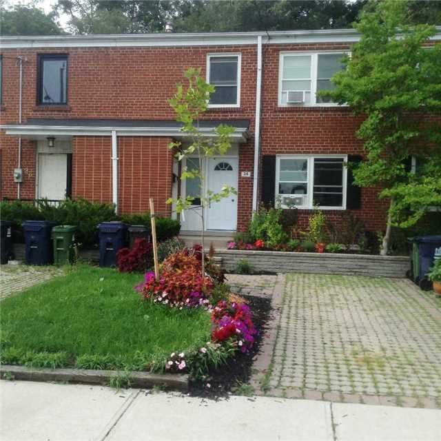 Townhouse at 24 Sandcliff Rd, Toronto, Ontario. Image 1