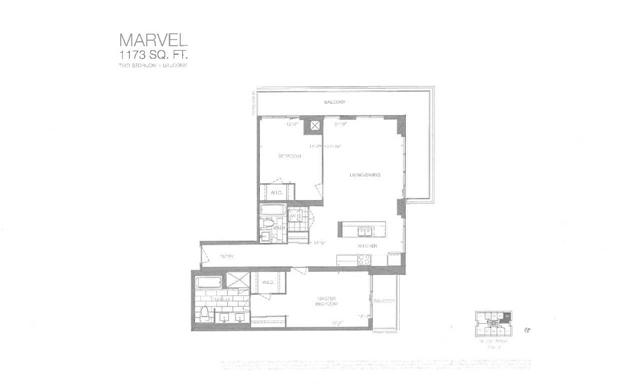 Condo Apartment at 55 Speers Rd, Unit Lph03, Oakville, Ontario. Image 5