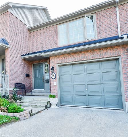 Condo Townhouse at 3100 Fifth Line, Unit 18, Mississauga, Ontario. Image 10