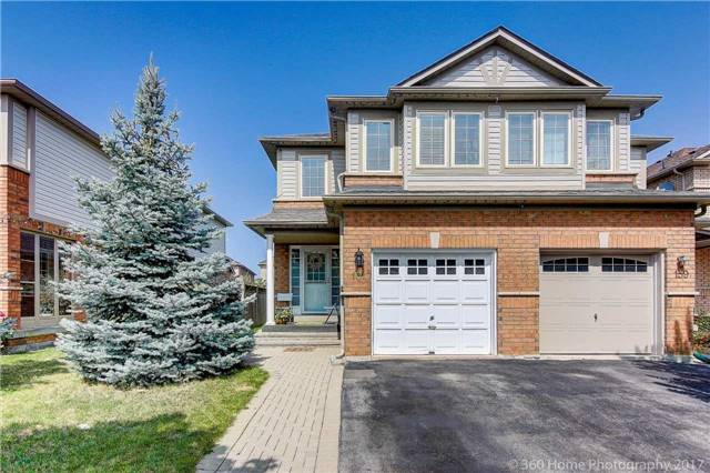 Semi-detached at 161 Desert Sand Dr, Brampton, Ontario. Image 12
