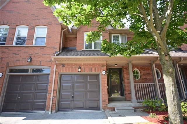 Condo Townhouse at 1064 Queen St W, Unit 12A, Mississauga, Ontario. Image 1