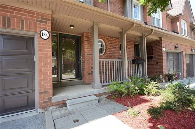 Condo Townhouse at 1064 Queen St W, Unit 12A, Mississauga, Ontario. Image 11
