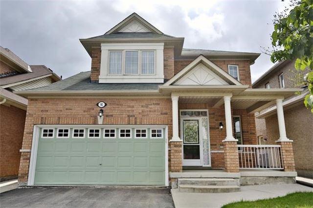 Detached at 92 Sled Dog Rd, Brampton, Ontario. Image 1