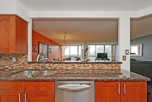 Condo Apartment at 55 Elm Dr W, Unit 1213, Mississauga, Ontario. Image 17
