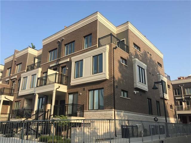 Condo Townhouse at 3605 Lakeshore Blvd W, Toronto, Ontario. Image 1