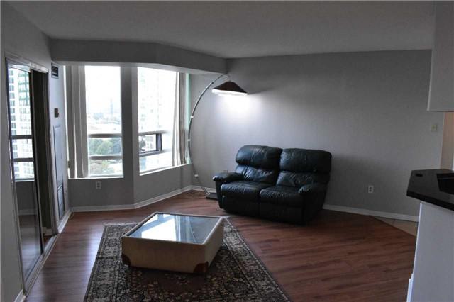 Condo Apartment at 50 Kingsbridge Garden Circ, Unit 1207, Mississauga, Ontario. Image 3