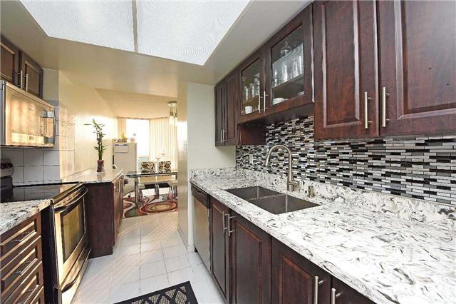 Condo Apartment at 1 Rowntree Rd, Unit 1616, Toronto, Ontario. Image 18