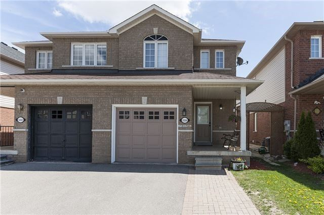 Semi-detached at 1220 Newell St, Milton, Ontario. Image 1