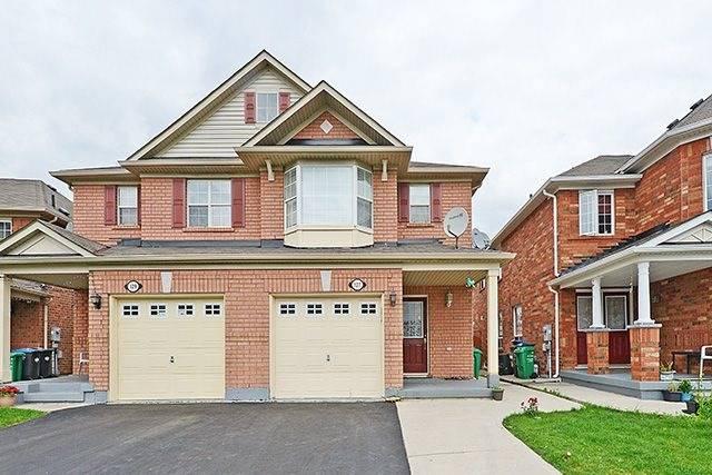 Semi-detached at 127 Herdwick St, Brampton, Ontario. Image 1