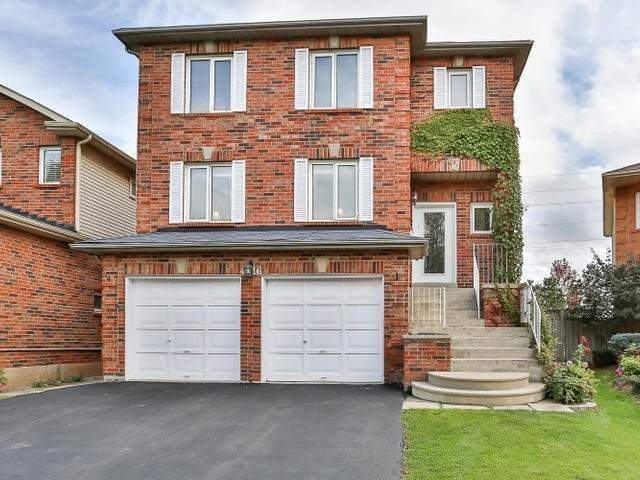 Detached at 4416 Romfield Cres, Mississauga, Ontario. Image 1