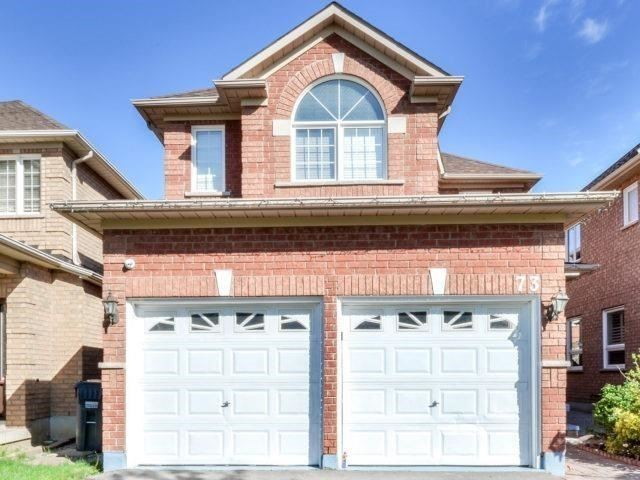 Detached at 73 Orchid Dr, Brampton, Ontario. Image 1