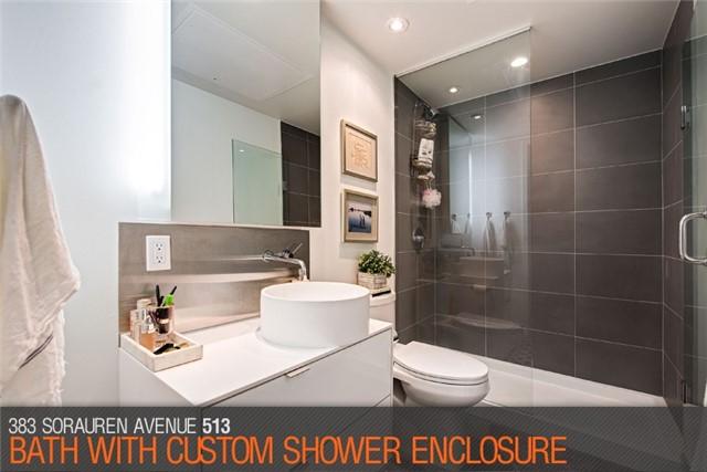 Condo Apartment at 383 Sorauren Ave, Unit 513, Toronto, Ontario. Image 5
