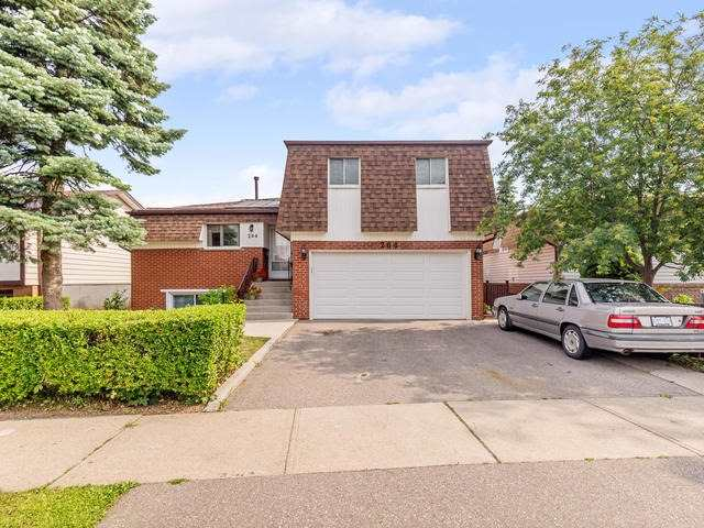 Detached at 264 Hansen Rd N, Brampton, Ontario. Image 1